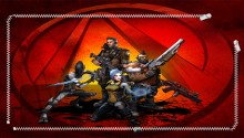 Download Borderlands 2 Lockscreen PS Vita Wallpaper