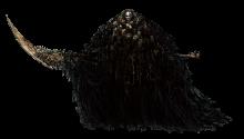 Kruzy Custom Dark Souls Gravelord Nito Transparent Dynamic
