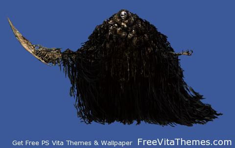 Dark Souls Gravelord Nito Transparent Dynamic PS Vita Wallpaper