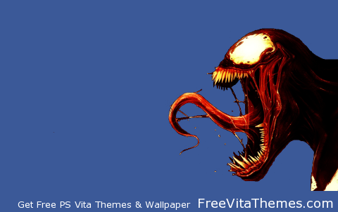 Venom Marvel Transparent Dynamic PS Vita Wallpaper