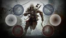 Download Assassin's Creed 3 Theme PS Vita Wallpaper