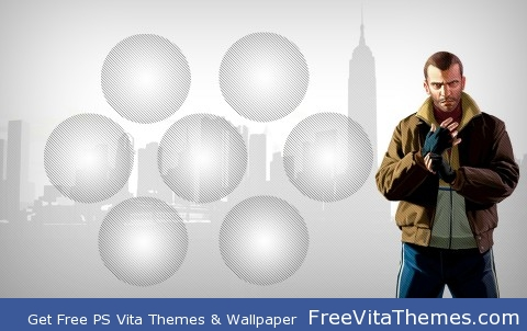 GTA IV Theme PS Vita Wallpaper