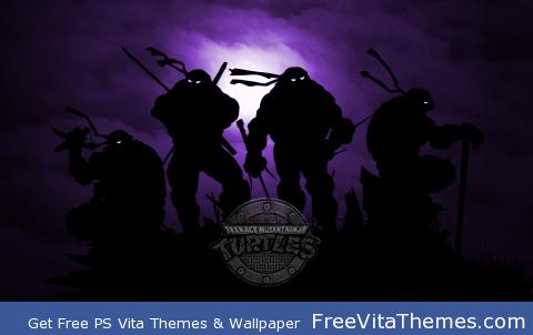 TMNT- PS Vita Background PS Vita Wallpaper
