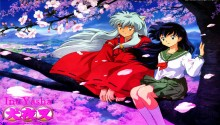 Download Inuyasha PS Vita Wallpaper
