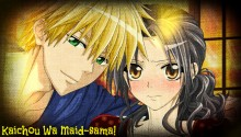 Download Kaichou Wa Maid-sama! PS Vita Wallpaper