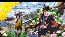 Download Katanagatari PS Vita Wallpaper