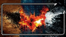 Download Dark Knight Trilogy PS Vita Wallpaper