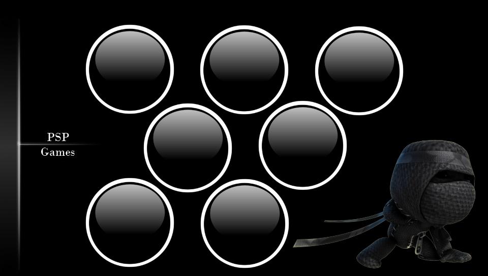 LBP PSP Games PS Vita Wallpaper
