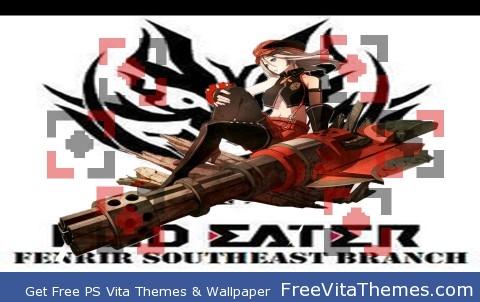 Gods Eater Burst Alisa PS Vita Wallpaper