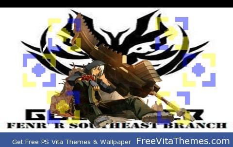 Gods Eater Burst Soma PS Vita Wallpaper