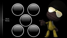 Download LBP Multimedia PS Vita Wallpaper