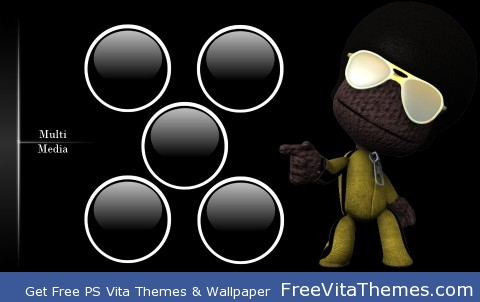 LBP Multimedia PS Vita Wallpaper