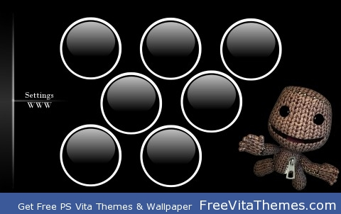 LBP Settings / WWW PS Vita Wallpaper