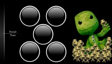 Download LBP Social / Near PS Vita Wallpaper