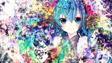 Download Hatsune Miku PS Vita Wallpaper