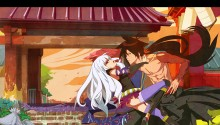 Download Katanagatari 2 PS Vita Wallpaper