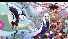 Download Katanagatari 3 PS Vita Wallpaper