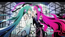 Download Hatsune Miku 2 PS Vita Wallpaper