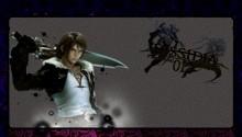 Download Squall Dissidia PS Vita Wallpaper