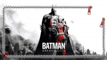 Download Batman Arkham City Lockscreen PS Vita Wallpaper