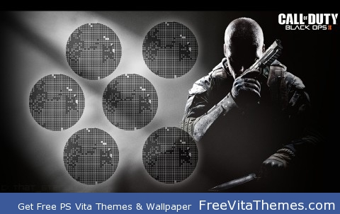 Black Ops 2 Wallpaper PS Vita Wallpaper