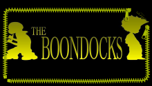 Download Golden Boondocks PS Vita Wallpaper