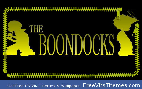 Golden Boondocks PS Vita Wallpaper