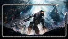 Download Halo 4 Lockscreen PS Vita Wallpaper