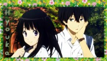 Download Hyouka PS Vita Wallpaper