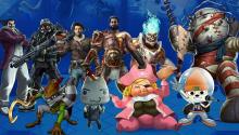 Download Playstation All Stars Battle Royale PS Vita Wallpaper