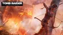 Download Tomb Raider PS Vita Wallpaper
