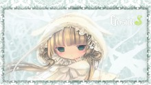 Download Gosick, Victorique PS Vita Wallpaper