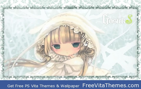 Gosick, Victorique PS Vita Wallpaper