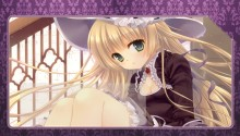 Download Victorique, Gosick PS Vita Wallpaper