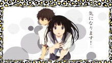 Download Hyouka 2 PS Vita Wallpaper