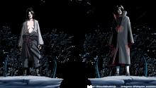 itachi & sasuke vita wallpaper