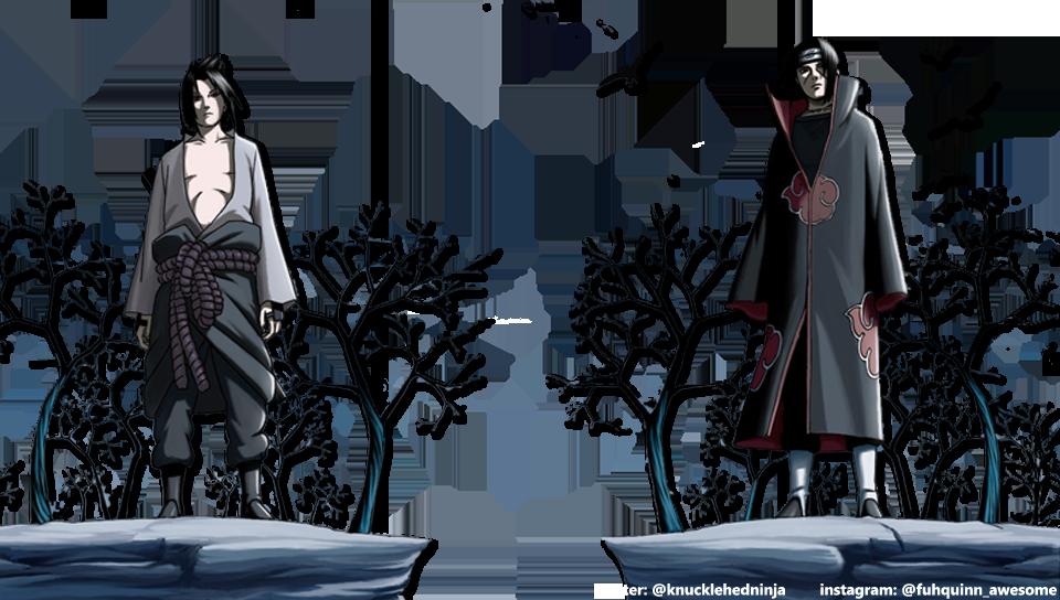 Itachi Sasuke Transparent Wallpaper Ps Vita Wallpapers Free Ps Vita Themes And Wallpapers