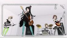 Download K-On! Lock Screen 1 PS Vita Wallpaper