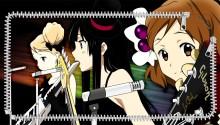Download K-On! Lock Screen 2 PS Vita Wallpaper