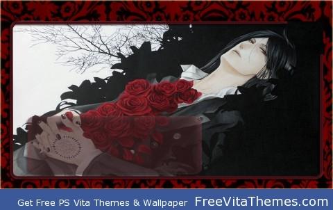 Sebastian PS Vita Wallpaper