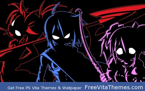 Madoka PS Vita Wallpaper