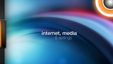 Download Internet, Media & Settings PS Vita Wallpaper