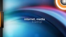 Download Internet, Media & Settings PS Vita Wallpaper