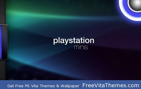 PSN minis PS Vita Wallpaper