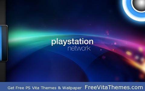 PSN network PS Vita Wallpaper
