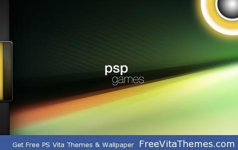 PSP Games PS Vita Wallpaper
