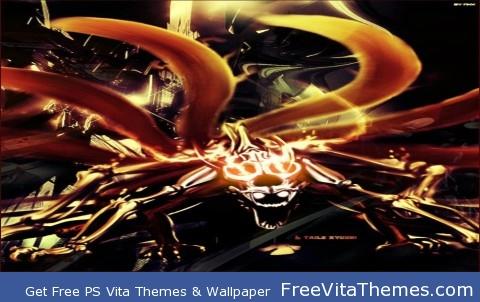 Six Tailes PS Vita Wallpaper