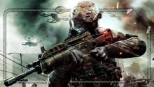 Download COD – Black Ops II PS Vita Wallpaper
