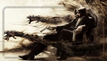 Download The Darkness II PS Vita Wallpaper