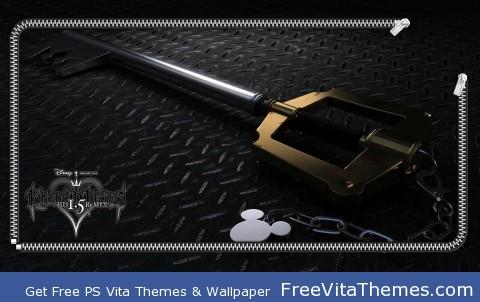 Kingdom Hearts HD 1.5 Remix PS Vita Wallpaper